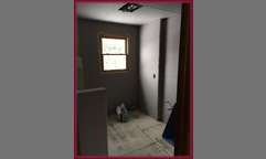 Bathroom In Progress