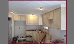 Kitchen In Progress